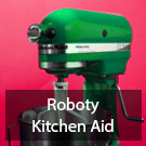 roboty kitchen aid