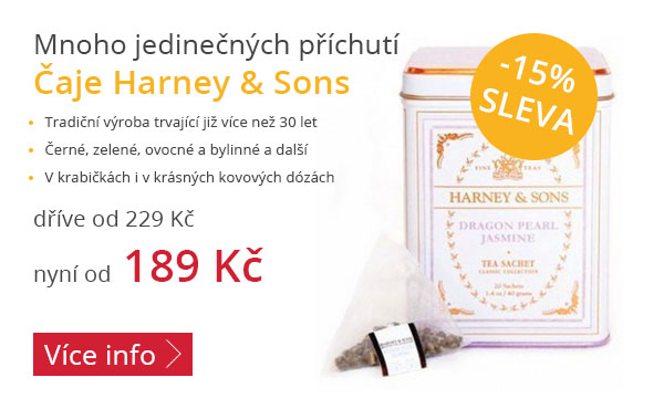 Čaje harney and sons