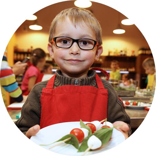 Škola vaření Chefparade