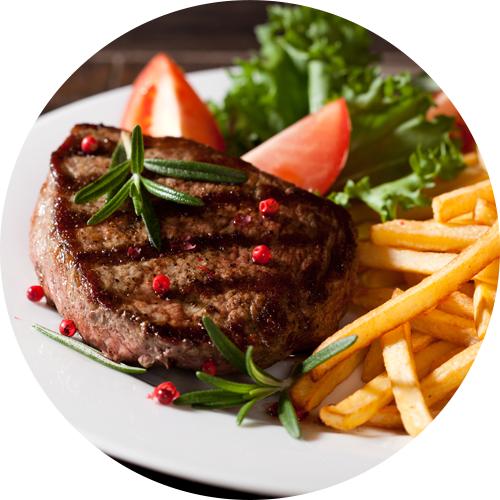 Miluju steak blog