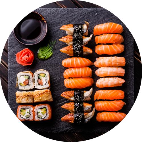 Miluju sushi blog