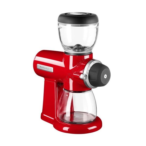Mlýnek na kávu KitchenAid 5KCG0702 královská červená